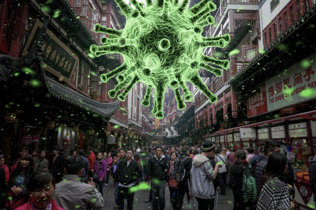 Coronavirus in den Städten